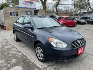 Used 2009 Hyundai Accent GLS for sale in Toronto, ON