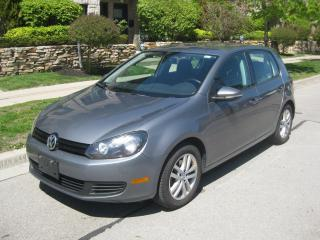 Used 2011 Volkswagen Golf CERTIFIED, NO ACCIDENTS, NEW BRAKES, EXCEL CONDITI for sale in Toronto, ON