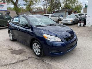 Used 2010 Toyota Matrix Standar for sale in Toronto, ON