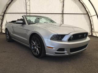 Used 2014 Ford Mustang GT JUST IN TIME FOR SUMMER, EXTRA LOW KM'S AND ACCIDENT FREE for sale in Ottawa, ON