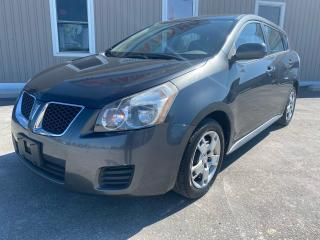 Used 2010 Pontiac Vibe GT for sale in Tilbury, ON