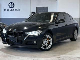 Used 2015 BMW 328i XDRIVE M SPORT|NAV|BCK UP|BLACK OPTICS|NO ACCIDENT for sale in Oakville, ON