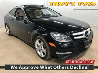 Used 2012 Mercedes-Benz C-Class C 250 for sale in Guelph, ON