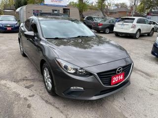 Used 2014 Mazda MAZDA3 Touring MT for sale in Toronto, ON
