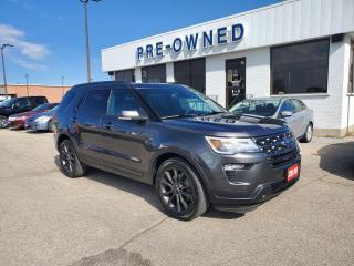 Used 2018 Ford Explorer XLT for sale in Brantford, ON