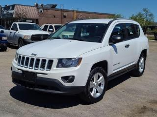 Used 2015 Jeep Compass for sale in Brampton, ON
