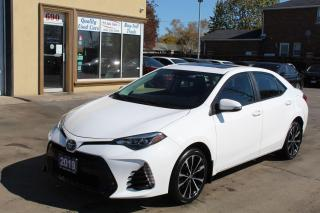Used 2019 Toyota Corolla SE SUNROOF for sale in Brampton, ON