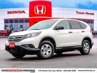 Used 2014 Honda CR-V LX for sale in Milton, ON