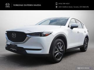 Used 2017 Mazda CX-5 GT AWD at ONE OWNER! for sale in York, ON