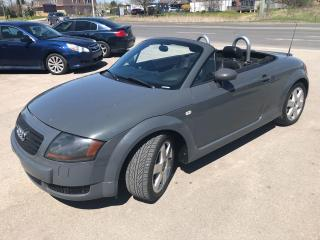Used 2002 Audi TT for sale in Stouffville, ON