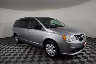 Used 2019 Dodge Grand Caravan CVP/SXT NO ACCIDENTS   STOW 'N GO   LOCAL TRADE-IN for sale in Huntsville, ON
