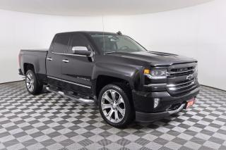 Used 2016 Chevrolet Silverado 1500 2LZ 4X4 | 6.2L V8 | LEATHER | HEATED & COOLED SEATS for sale in Huntsville, ON