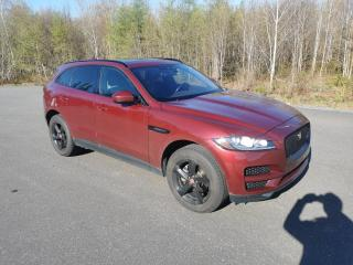 Used 2017 Jaguar F-PACE 20d Prestige NO ACCIDENTS | DIESEL | NAVI | 2 SETS OF WHEELS | SUNROOF for sale in Huntsville, ON