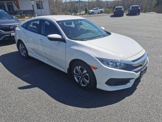 Used 2017 Honda Civic LX 1 OWNER - NO ACCIDENTS | MANUAL | HEATED SEATS for sale in Huntsville, ON