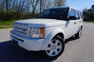 Used 2009 Land Rover LR3 IMMACULATE / NO ACCIDENTS / 7 PASSENGER / LOCAL for sale in Etobicoke, ON