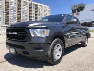 Used 2020 RAM 1500 Tradesman No Accidents, One Owner, Back up Camera for sale in North York, ON