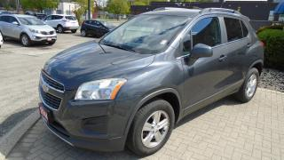 Used 2014 Chevrolet Trax 2LT for sale in Sarnia, ON