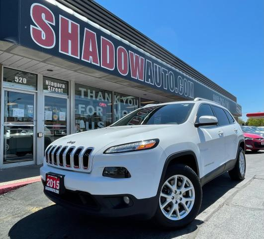 2015 Jeep Cherokee 4WD NORTH - HITCH/ ROOFRAILS/ BLUETOOTH