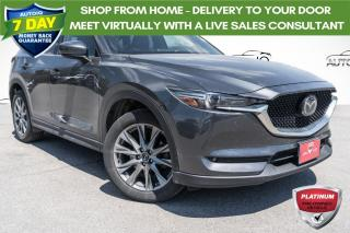 Used 2019 Mazda CX-5 Signature POWER LIFTGATE!! POWER MOONROOF!! HEATED/VENTILATED FRONT SEATS!! for sale in Barrie, ON