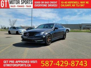 Used 2013 Mercedes-Benz C-Class C 350 | 4MATIC | NAVI | $0 DOWN-EVERYONE APPROVED! for sale in Calgary, AB
