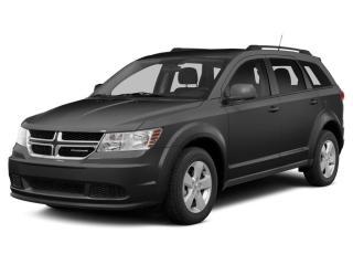 Used 2013 Dodge Journey CVP/SE Plus for sale in Hamilton, ON