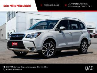 Used 2018 Subaru Forester 2.0XT Touring w/ Eyesight CVT for sale in Mississauga, ON