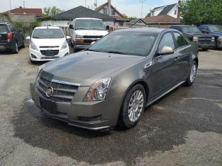 Used 2010 Cadillac CTS Sedan 4dr Sdn 3.0L RWD for sale in Oshawa, ON