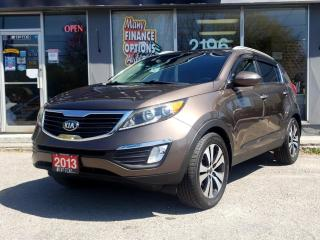Used 2013 Kia Sportage FWD 4dr I4 Auto EX for sale in Bowmanville, ON