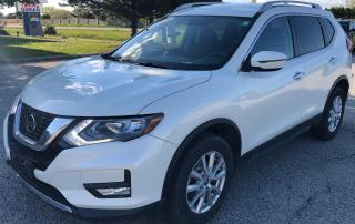 Used 2018 Nissan Rogue SV for sale in Windsor, ON