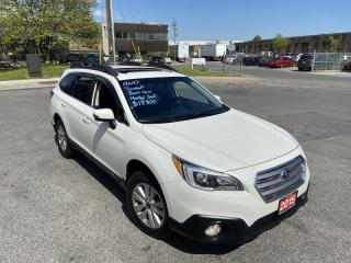 Used 2015 Subaru Outback AWD, Sunroof, Automatic, 3 Years Warranty Availabl for sale in Toronto, ON