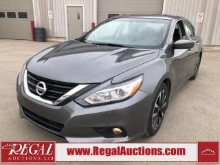 Used 2018 Nissan Altima SV 4D SEDAN 2.5L for sale in Calgary, AB