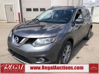 Used 2014 Nissan Rogue SL 4D Utility AWD 2.5L for sale in Calgary, AB
