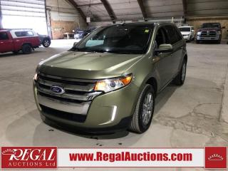 Used 2013 Ford Edge SEL 4D Utility AWD 3.5L for sale in Calgary, AB