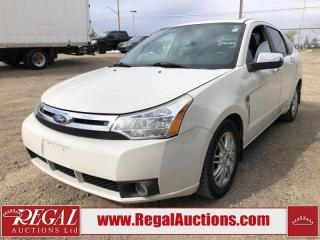 Used 2009 Ford Focus SEL 4D Sedan FWD for sale in Calgary, AB