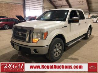 Used 2010 Ford F-150 LARIAT SuperCrew 4WD for sale in Calgary, AB