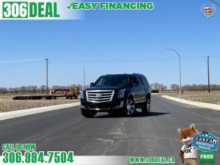 Used 2015 Cadillac Escalade PREMIUM for sale in Warman, SK