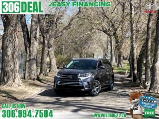 Used 2019 Toyota Highlander Limited Platinum for sale in Warman, SK