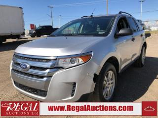 Used 2012 Ford Edge SE 4D Utility FWD for sale in Calgary, AB
