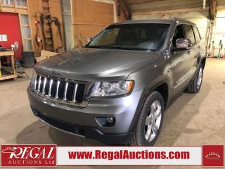 Used 2012 Jeep Grand Cherokee Limited 4D Utility 4WD for sale in Calgary, AB