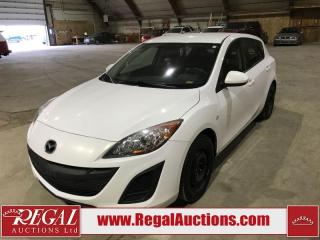 Used 2010 Mazda MAZDA3 Sport GX 4D Hatchback FWD for sale in Calgary, AB