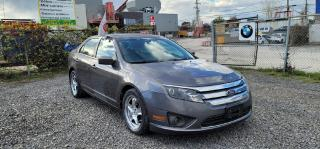 Used 2011 Ford Fusion SE GARANTIE 1 ANS for sale in Pointe-aux-Trembles, QC