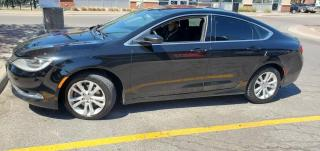 Used 2016 Chrysler 200 Limited for sale in North York, ON