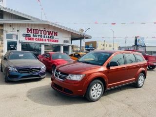Used 2014 Dodge Journey SE for sale in Regina, SK