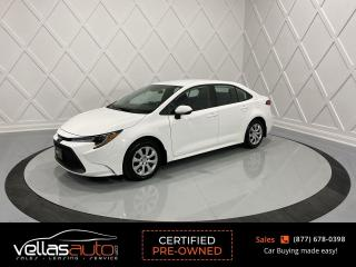 Used 2021 Toyota Corolla LE| HEATED SEATS for sale in Vaughan, ON