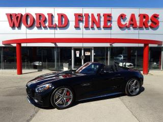 Used 2018 Mercedes-Benz AMG GT C | 1-Owner! | Low Mileage | 550 HP for sale in Etobicoke, ON