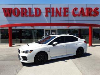 Used 2020 Subaru WRX Sport-tech | Ontario Local | Accident Free for sale in Etobicoke, ON