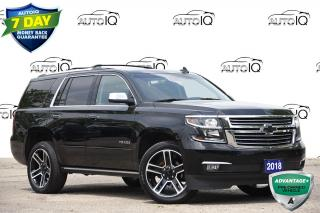Used 2018 Chevrolet Tahoe Premier PREMIER EDITION   AWD   LEATHER   SUNROOF   for sale in Kitchener, ON
