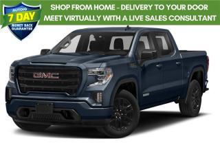 New 2021 GMC Sierra 1500 ELEVATION for sale in Tillsonburg, ON
