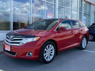 Used 2015 Toyota Venza XLE AWD-ONE OWNER-BOUGHT AND SERVICED HERE! for sale in Cobourg, ON