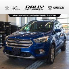 Used 2017 Ford Escape SE for sale in Prince Albert, SK